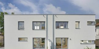 Weber Haus im Bauhausstil