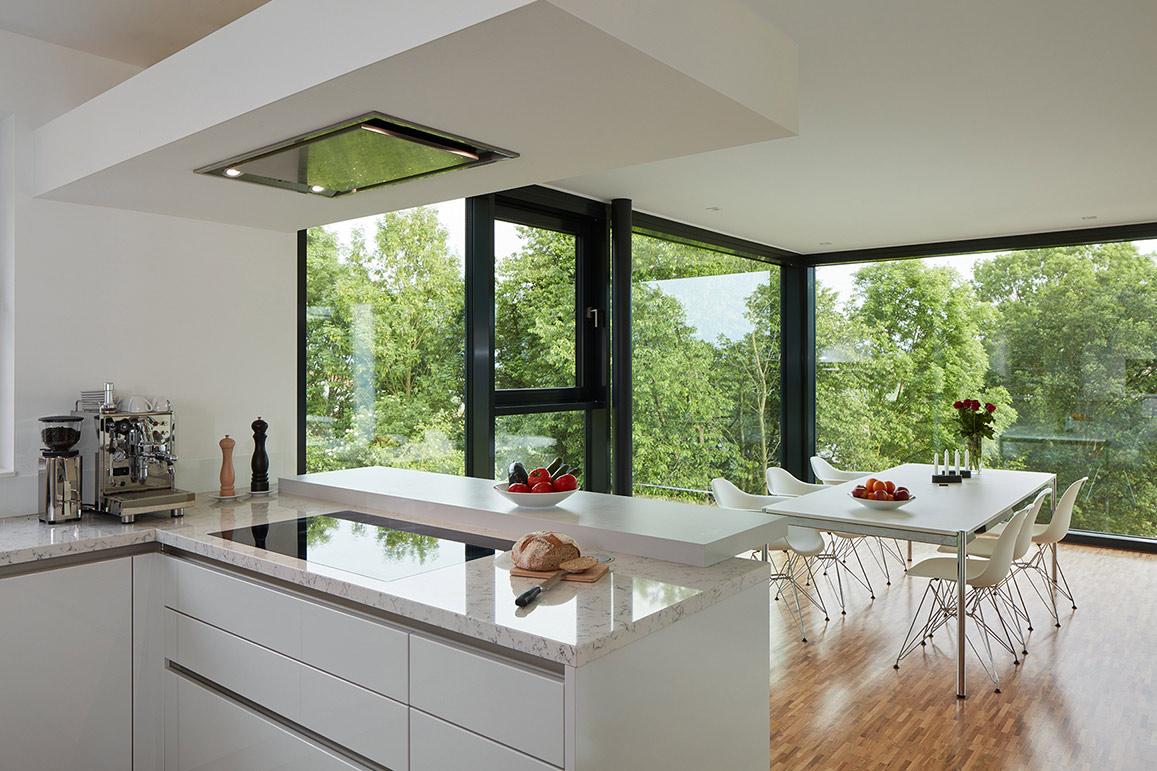 Inneneinrichtung der Küche und des Esszimmers - KS-ORIGINAL GmbH