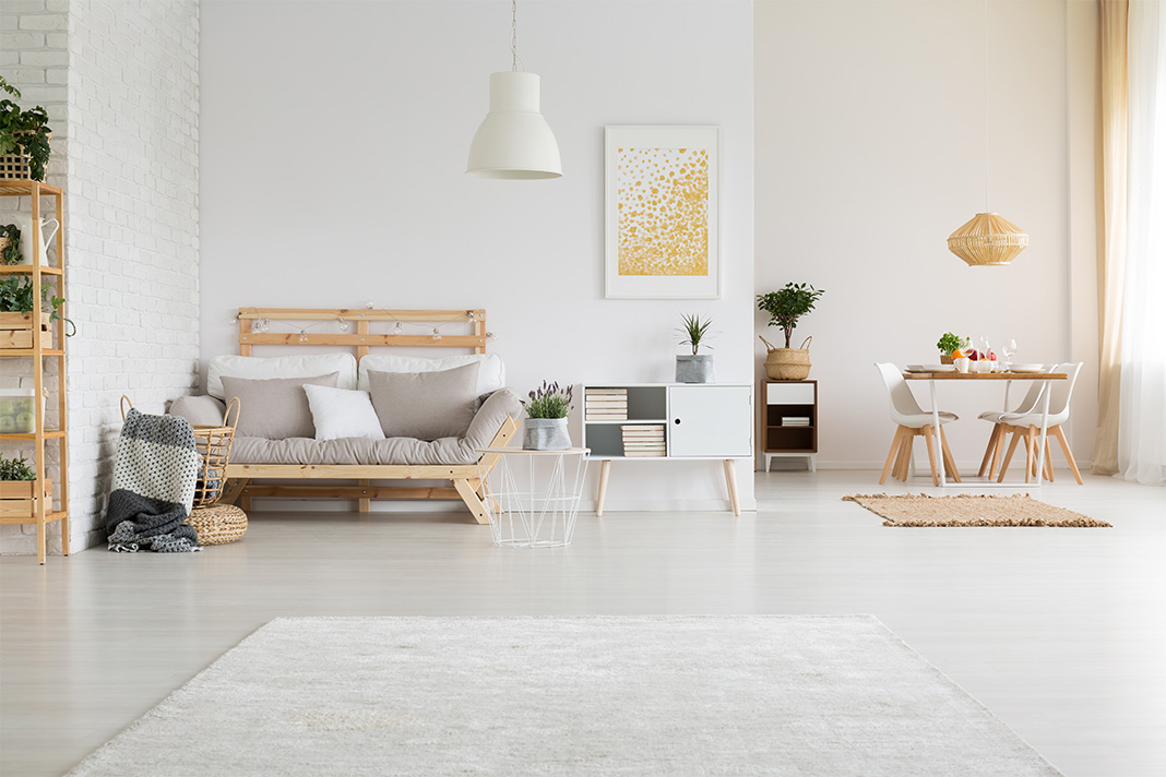 Interior Design Tipps Clean und Hygge