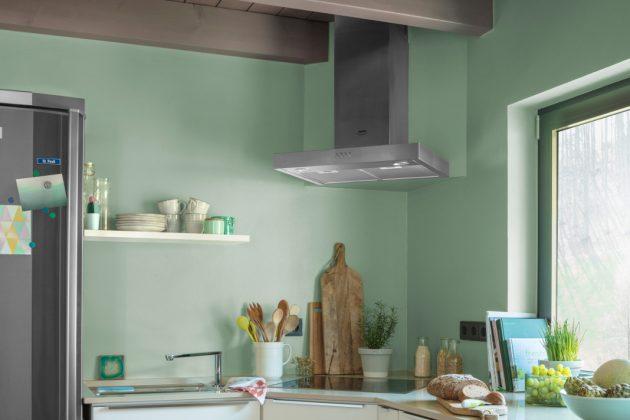 Wandfarbe für Küchenrückwand