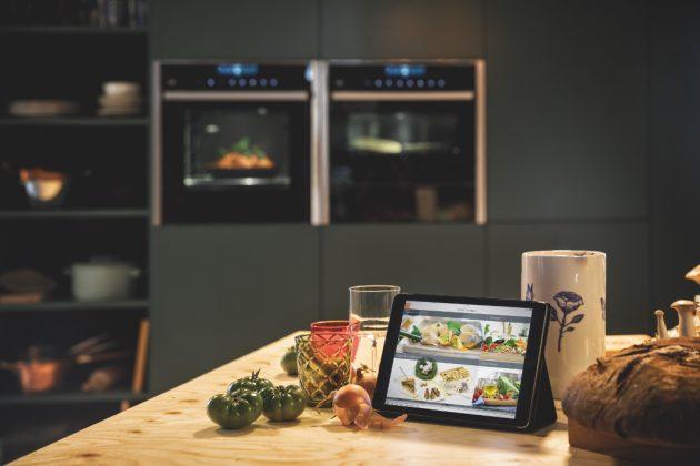 Home Connect für intelligente Küchengeräte