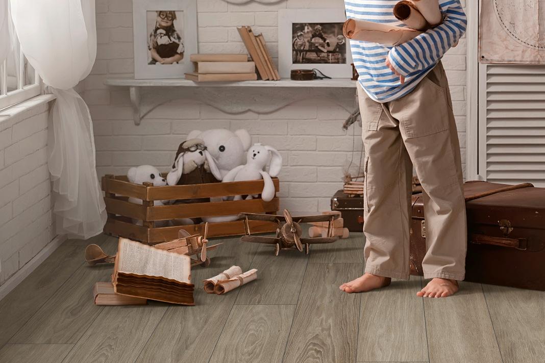 Der Vinylboden fürs Kinderzimmer