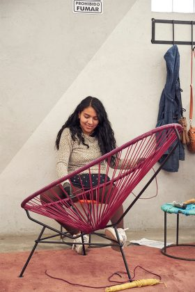 Acapulco Chair Produktion