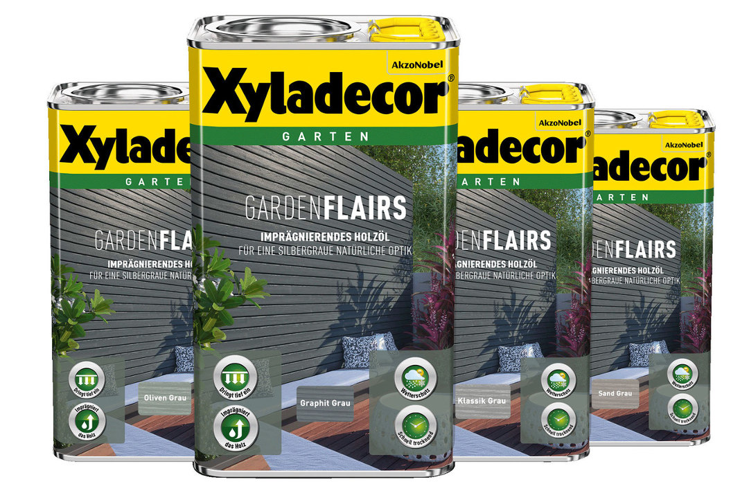 Holzöle GardenFlairs von Xyladecor