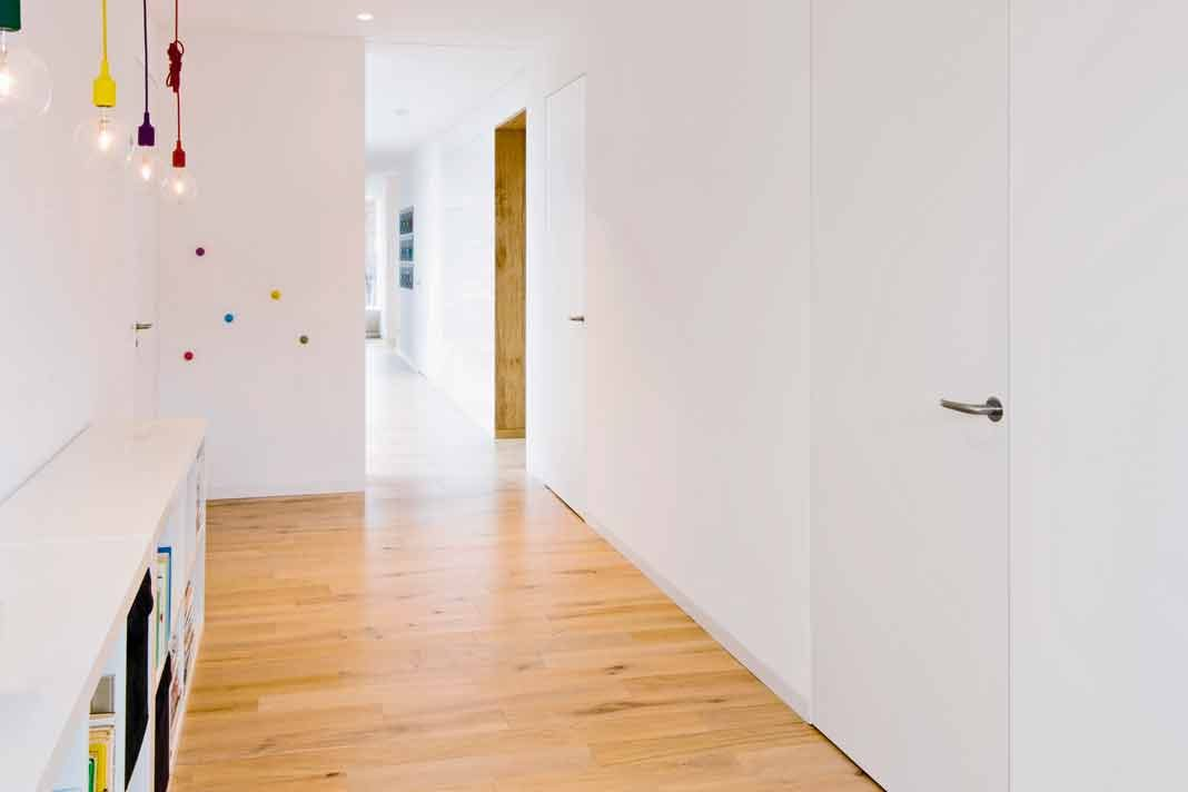 Preisgekrönte Zimmertür