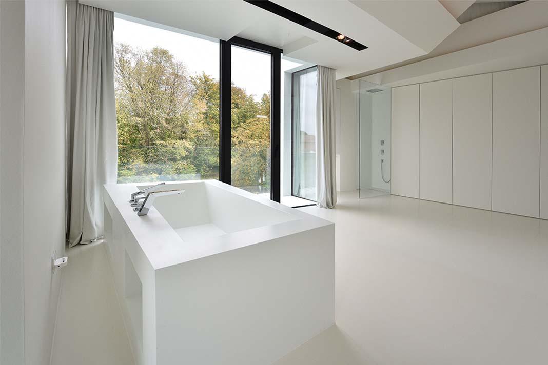 Badezimmer Einfamilienhaus