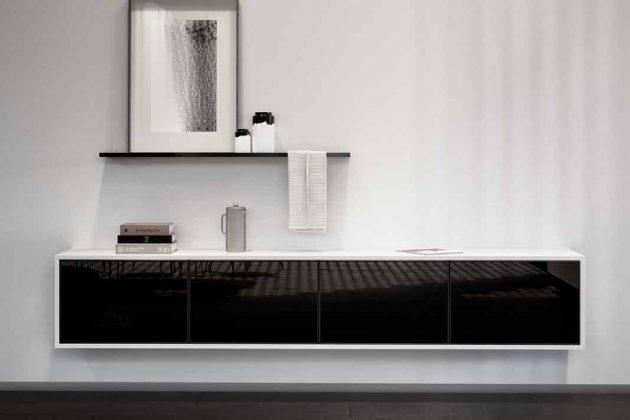 Zeitlos schöne Luxusküche wurde mit Design Award ausgezeichnet.