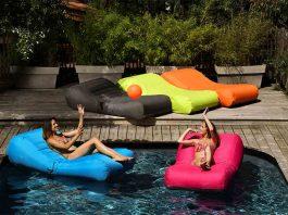 Sitzsack Outdoor Pool