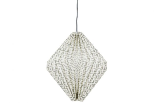 Lampe Kinderzimmer Pendellampe Origami