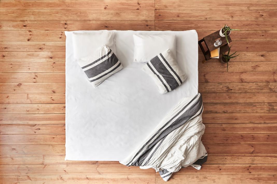 Die richtige Entscheidung der Matratze spielt beim gesunden Schlaf eine wichtige Rolle.