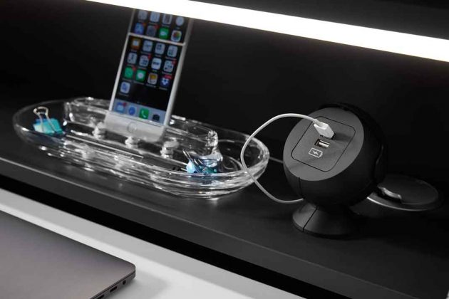 Technik im Home Office