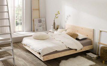 wohngesundes Naturbett für Allergiker