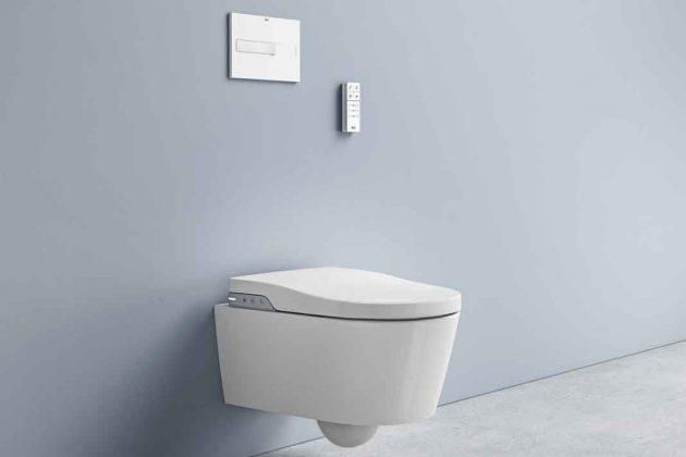Smartes Dusch-WC