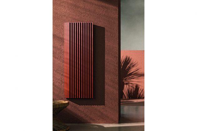 Architektonischer Heizkörper in Max Zambelli/Tubes