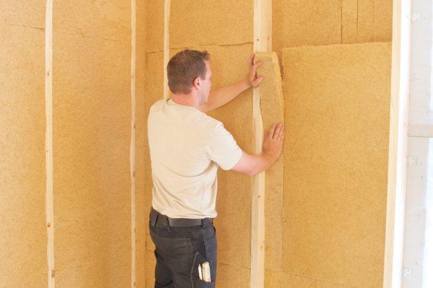 Individuelle Anpassung der Holzfaser-Dämmplatten - vdnr
