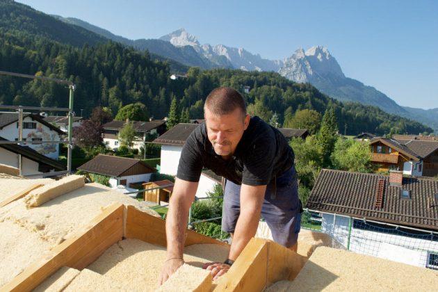 Holzfaser-Dämmstoffe aus nachhaltiger Forstwirtschaft - vdnr