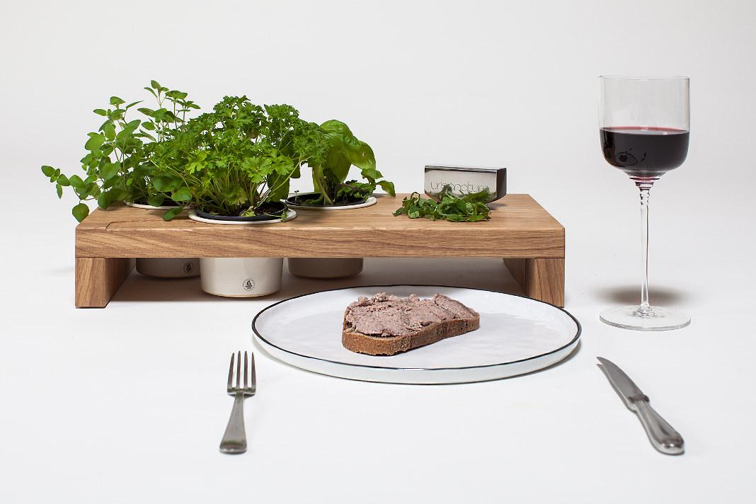 Spiceboard - Urban Jungle für die Küche - Heimatwerk.de