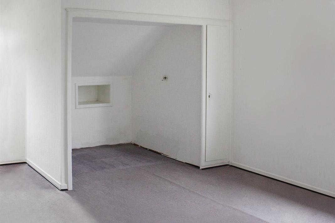 alter Raum fürs Kinderzimmer