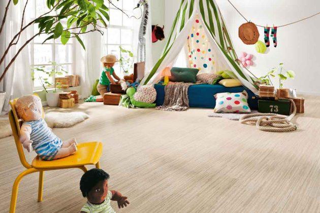 Kork Kinderzimmer
