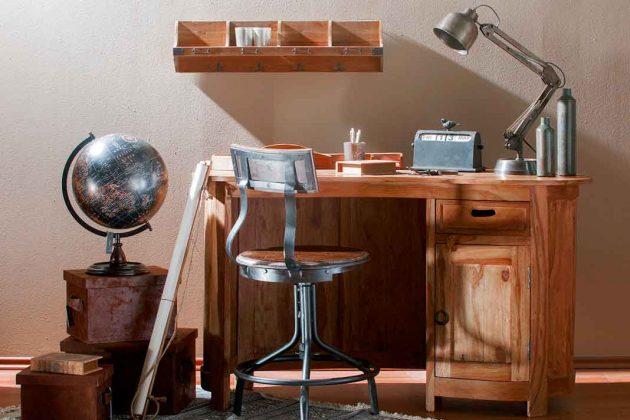 Büromöbel Holz modern