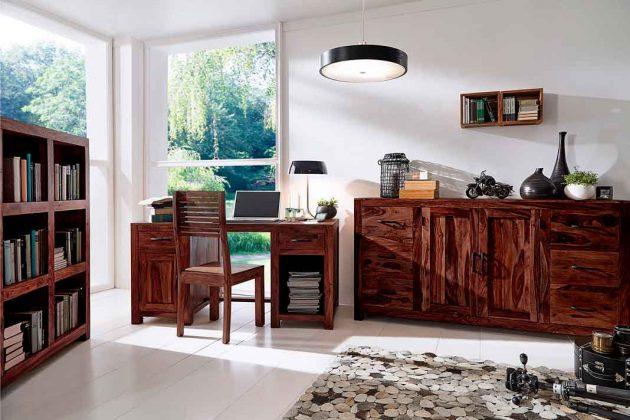 Büromöbel aus Holz