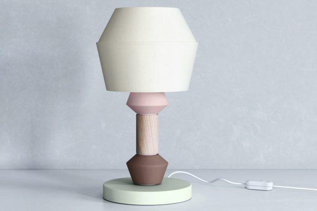 modulare Lampe