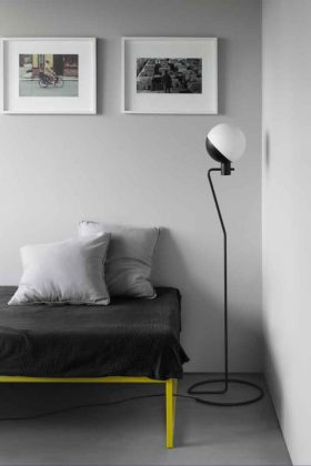 Stehlampe Design