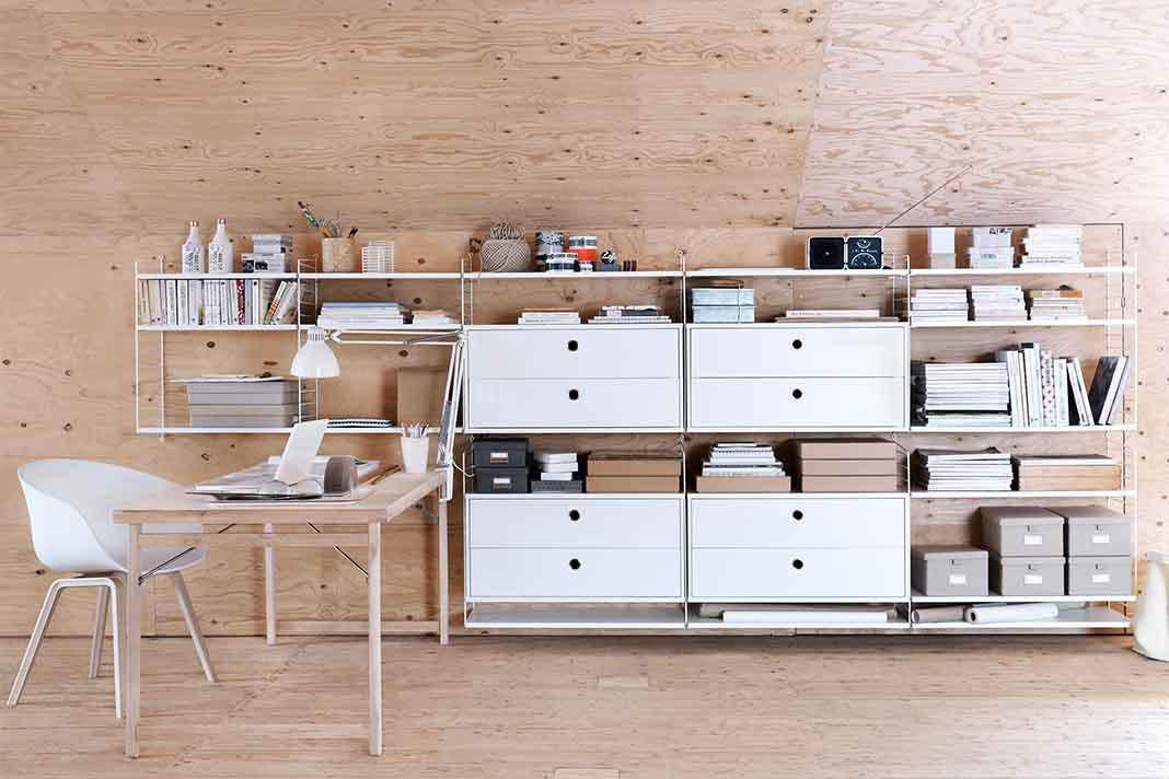 String Works Filigranes Furs Home Office Livvi De