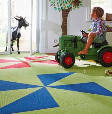 Teppichboden Kinderzimmer