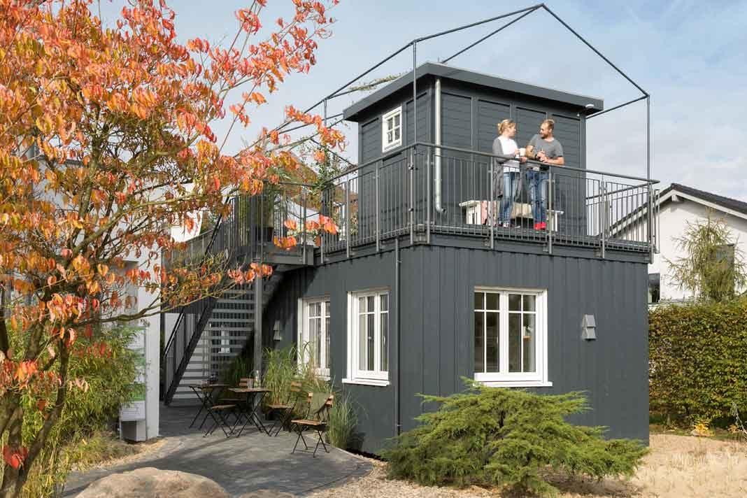 Modulhaus Tiny House