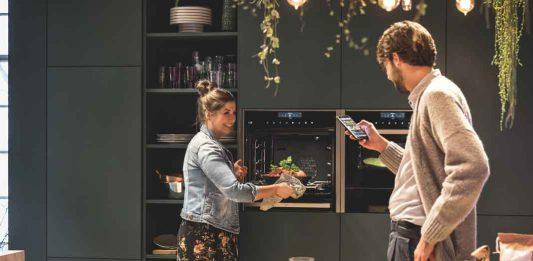 smarte Küche