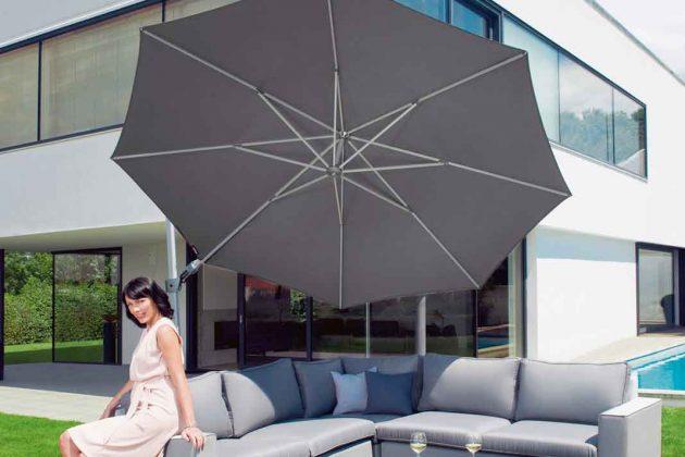 Sonnenschirm flexibel