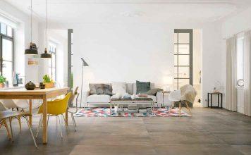 Fußbodenheizung und Fliesen