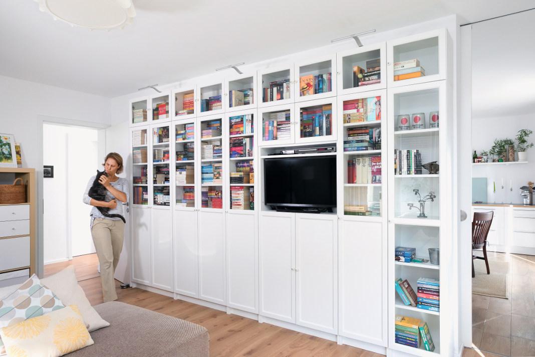 Mehrgenerationenkonstellation im modernen Schwedenhaus - SchwörerHaus KG