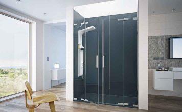 ebenerdige Dusche für Wohnen im Alter