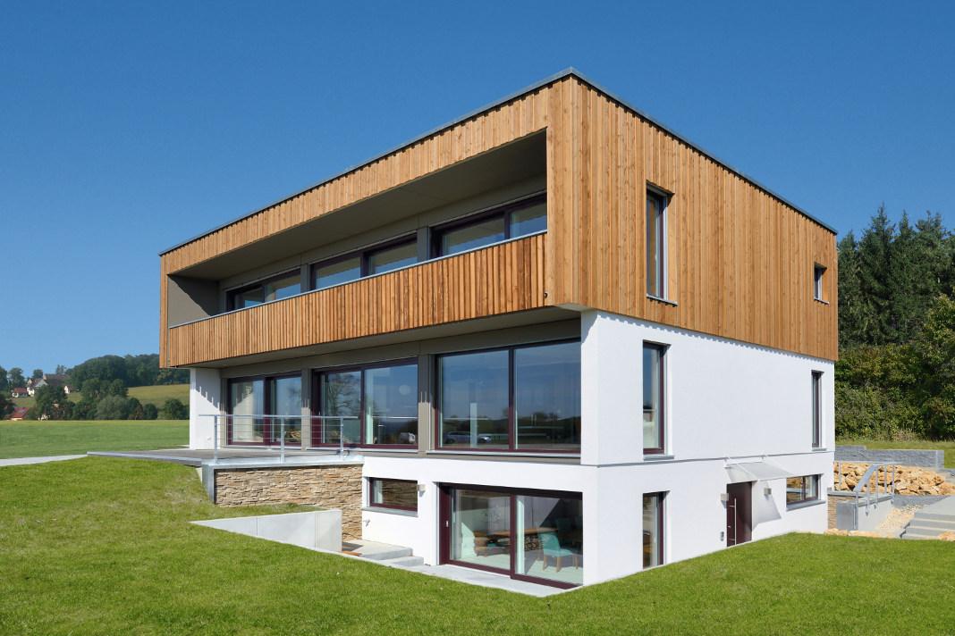 Modernes Mehrgenerationenhaus mit Wohnkeller - Kampa