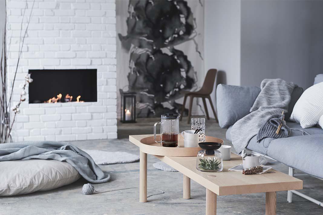 Lagom Design Wohnzimmer IKEA