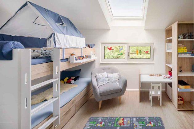 Kinderzimmer Stadthaus