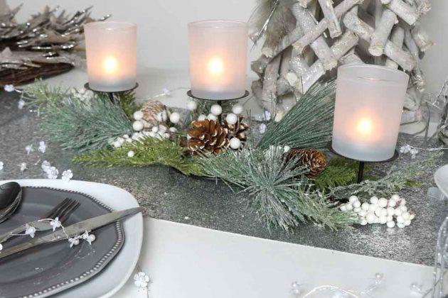 Kerzenständer Weihnachten