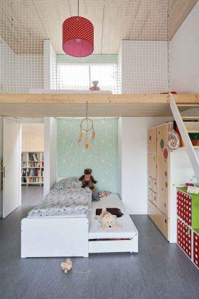 Kinderzimmer im Klimaholzhaus