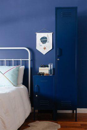 Pantone Farbe des Jahres 2020 Schlafzimmer