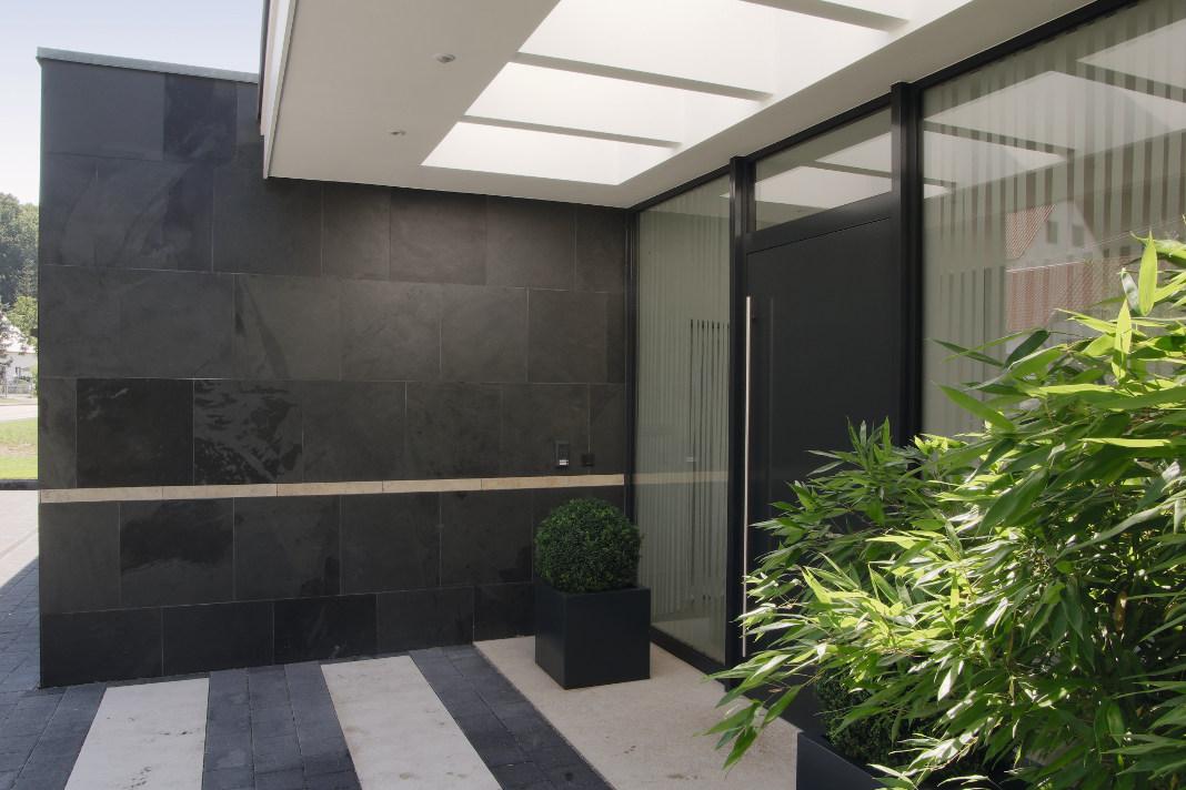 Eingangsbereich Atrium-Bungalow - Thomas Meese