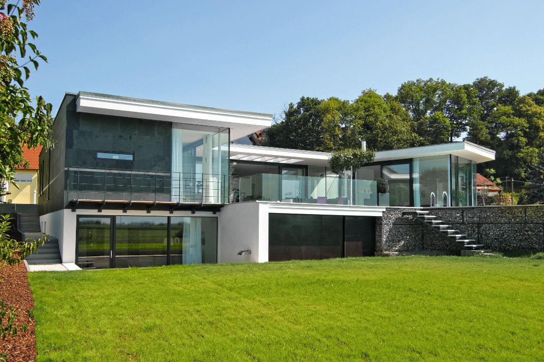 Zeitgemaeße Energietechnik im Atrium-Bungalow - Thomas Meese