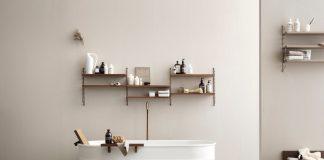 Funktionale Badmoebel - String Furniture