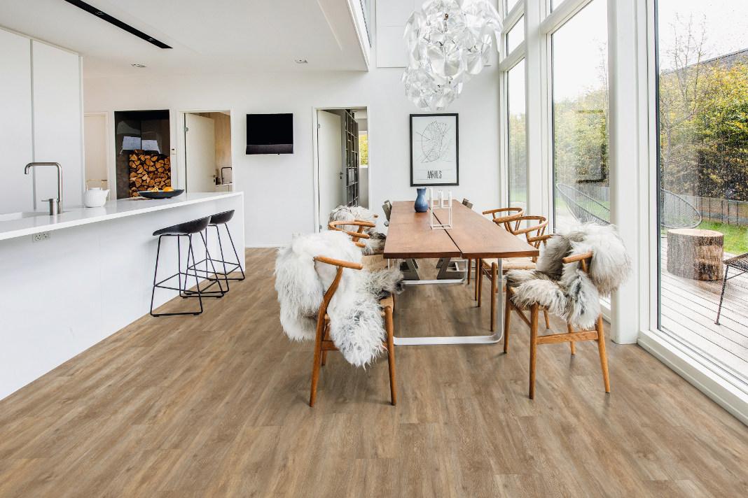 PVC-freie Designboden von Kährs