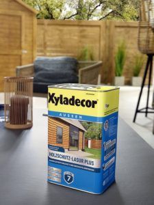 Xyladecor Holzschutz Lasur