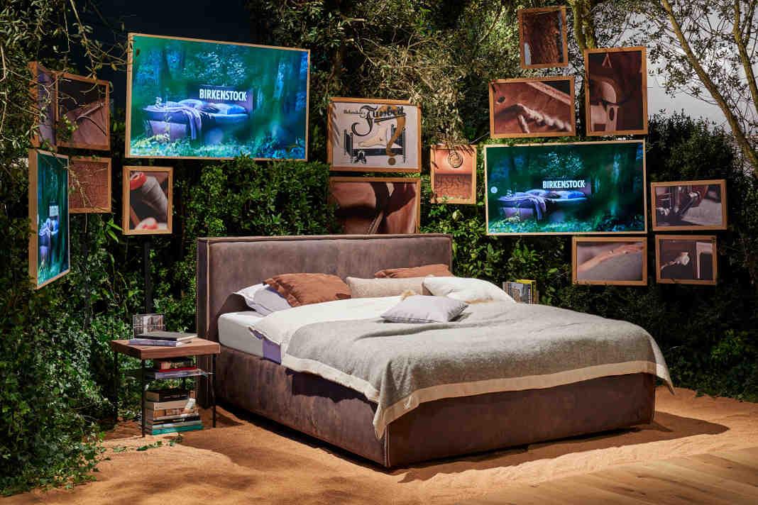 Birkenstock Bett Canberra Luxury - Foto Philip Kistner