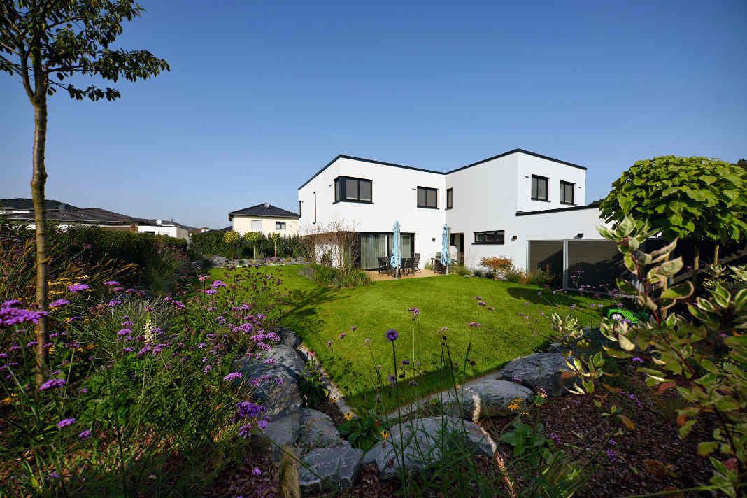 Smart-Home-Technik im Baumeister-Haus