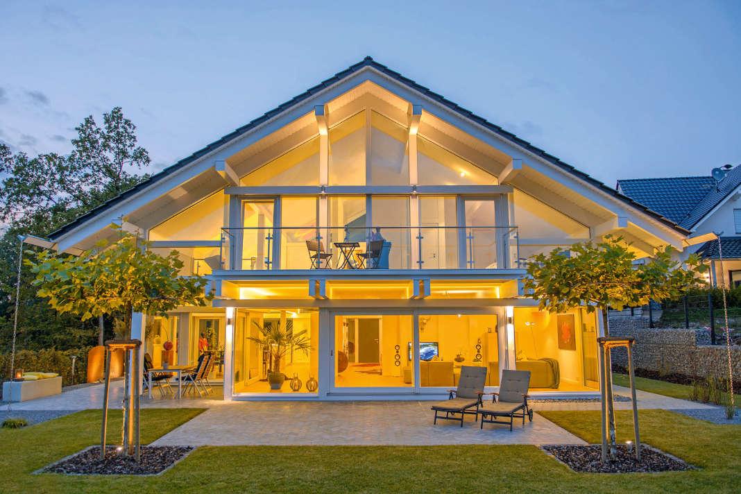 Hausautomation im KNX-Standard - KD-Haus 244 - Smart Home System