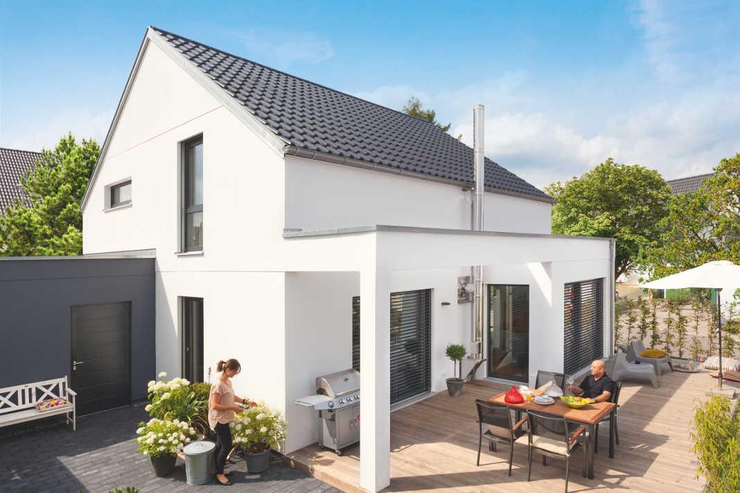 Smart Home System - wichtiger Faktor Datensicherheit - SchwoererHaus Musterhaus